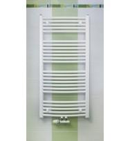 Радиальный водяной полотенцесушитель Korado Koralux Rondo Classic-M 900×445