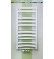 Радиальный водяной полотенцесушитель Korado Koralux Rondo Classic-M 1220×445