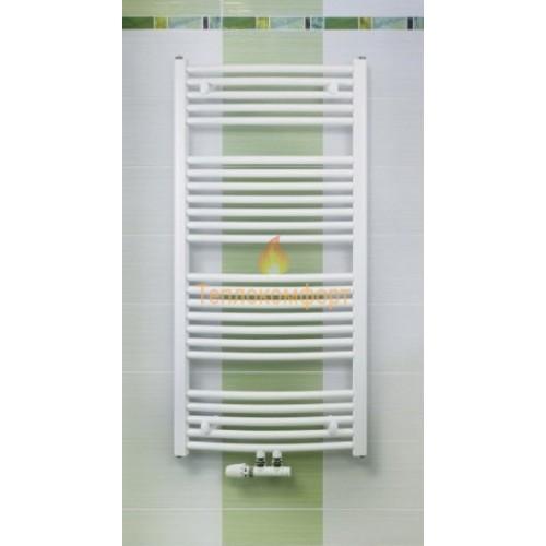 Полотенцесушители - Радиальный водяной полотенцесушитель Korado Koralux Rondo Classic-M 1820×745 - Фото 1