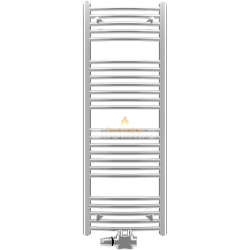 Полотенцесушители - Водяной полотенцесушитель Korado Koralux Chrom Linear Exclusive-M 1820×450 - Фото 1