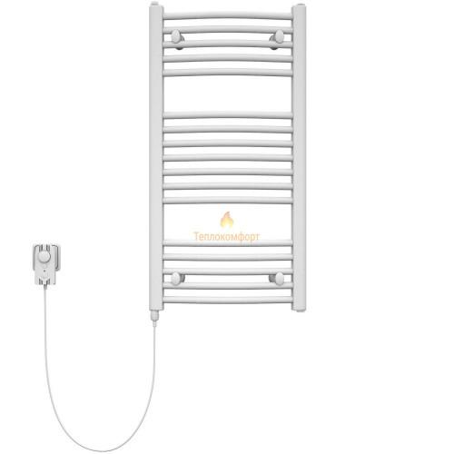 Полотенцесушители - Электрический полотенцесушитель Korado Koralux Linear Classic E 700×600 - Фото 1