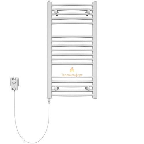 Полотенцесушители - Электрический полотенцесушитель Korado Koralux Linear Classic E 900×500 - Фото 1