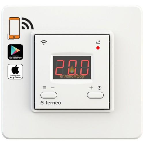 Программаторы и контроллеры - Терморегулятор для теплого пола Terneo AX - Фото 1