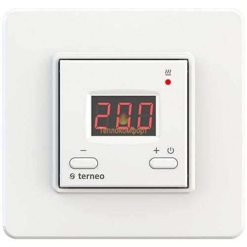 Программаторы и контроллеры - Терморегулятор для инфракрасных панелей и конвекторов Terneo VT - Фото 1