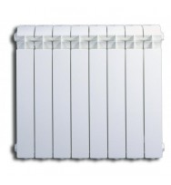 Радиатор алюминиевый секционный Global VOX R 700