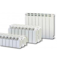 Радиаторы алюминиевые секционные Global Gl R