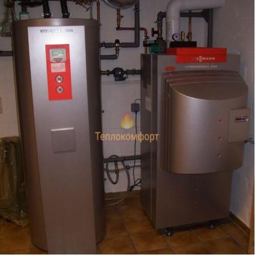 Водонагрівачі - Ємнісний водонагрівач Viessmann Vitocell 100 U CVUB 300 - Фото 2