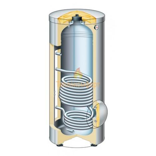 Водонагрівачі - Ємнісний водонагрівач Viessmann Vitocell 100 V CVAB 160 - Фото 2
