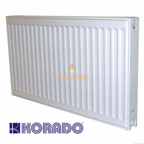 Радиаторы отопления - Радиатор стальной Korado Radik Klasik тип 11 500 × 1100 - Фото 1