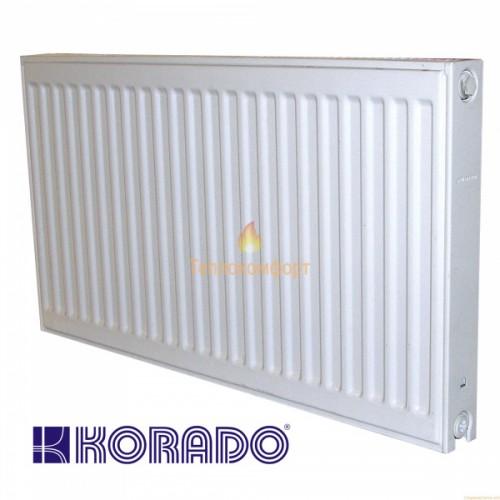 Радиаторы отопления - Радиатор стальной Korado Radik Klasik тип 22 500 × 1100 - Фото 1