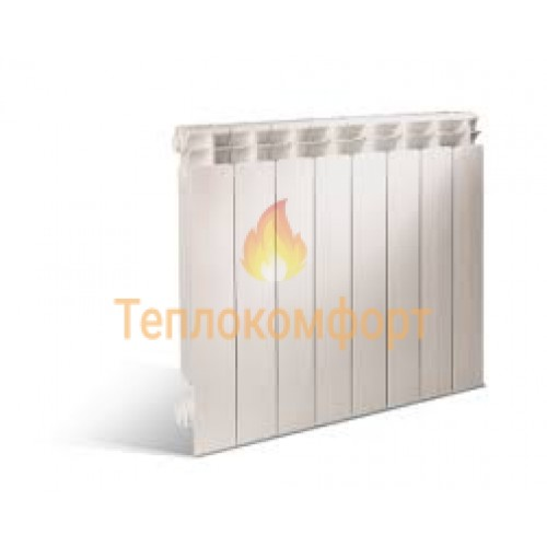 Радиаторы отопления - Радиатор алюминевый секционный All-Therm Kal 350 - Фото 1