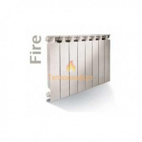 Радиаторы отопления - Радиатор алюминевый секционный All-Therm Fire 350 - Фото 1