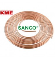 Труба мідна м'яка KME Sanco 12 × 1 мм