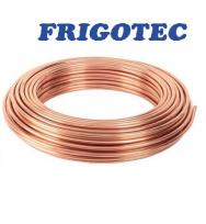 Труба мідна м'яка для кондиціонерів Frigotec 9,53×0,81