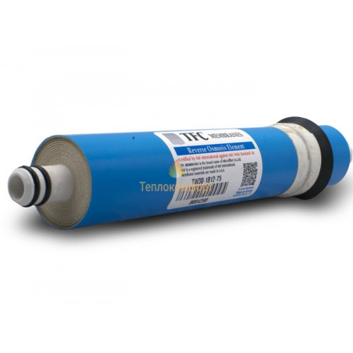 Мембраны (груши)  - Мембрана обратного осмоса Microfilter TFC TW30-1812-100 - Фото 1
