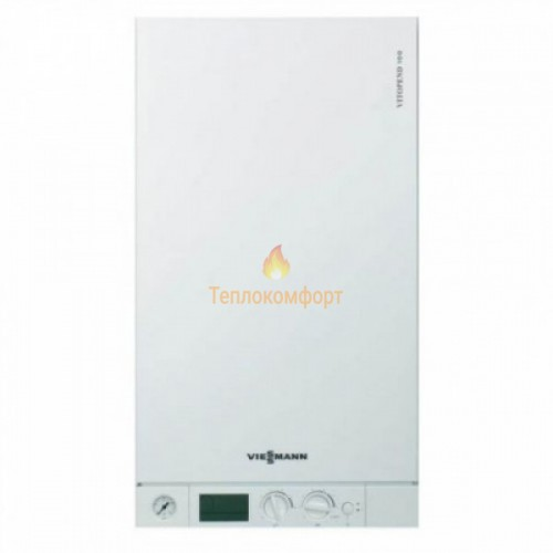 Котлы - Котел газовый конденсационный Viessmann Vitodens 100-W B1KC 35 - Фото 1