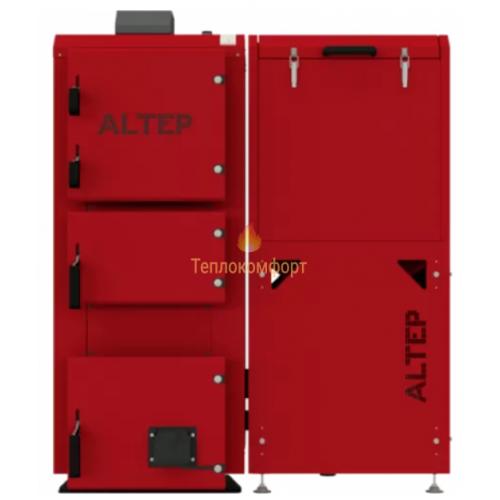 Котлы - Котел автоматический пеллетный Altep Duo Pellet (KT-2E-SH) 120 - Фото 1