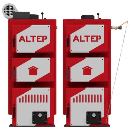 Котлы - Котел длительного горения Altep Classic Plus (КТ-1Е) 10 - Фото 1