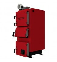 Котел твердотопливный длительного горения Altep Duo Plus (КТ-2Е) 120