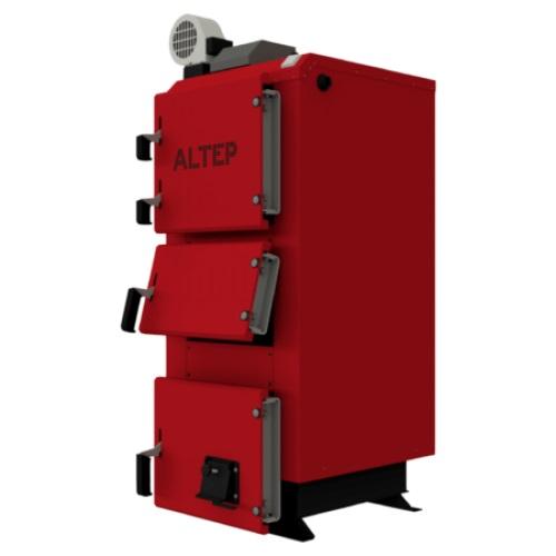 Котлы - Котел твердотопливный длительного горения Altep Duo Plus (КТ-2Е) 150 - Фото 1