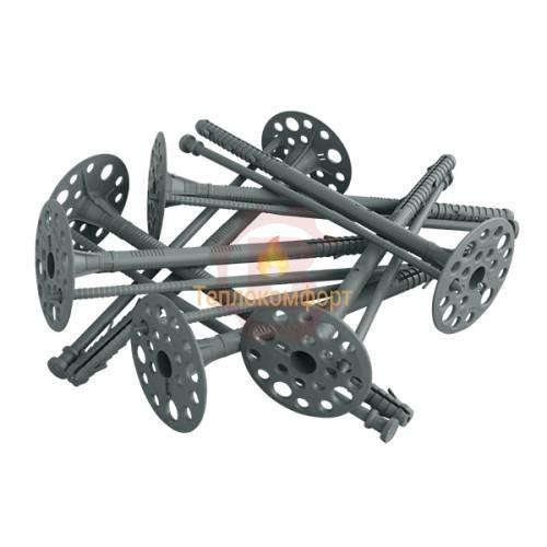 Крепления - Дюбели для крепления теплоизоляции Столит ТД (серые) - Фото 1