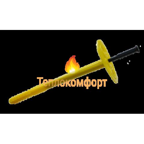 Крепления - Дюбель для крепления теплоизоляции Столит Желтый 10×100 - Фото 1