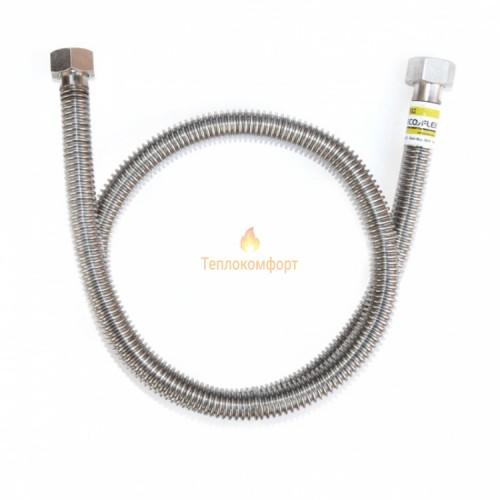 """Шланги для газу - Шланг газовий Eco-Flex Газ Стандарт d12 1/2""""×1/2"""" 120 см ВВ, ВВ - Фото 2"""