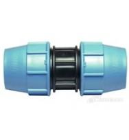 Муфта Unidelta 20×20 для зовнішнього водопроводу