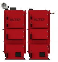 Котли твердопаливні тривалого горіння Altep Duo Plus (КТ-2Е)