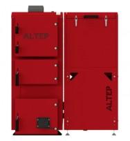 Твердопаливний пелетний котел з контролером Altep