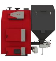 Автоматический котел на пеллетах с бункером Altep