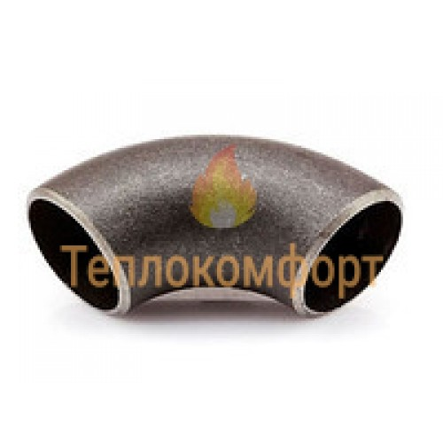 Фітинги - Відвід сталевий крутовигнутий 90° ГОСТ 8734-75 Промдеталь 57×5,0 - Фото 1