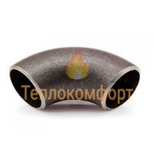 Фітинги - Відвід сталевий крутовигнутий 90° ГОСТ 8734-75 Промдеталь 133×6,0 - Фото 1