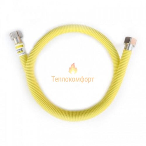 """Шланги для газа - Шланг газовый Eco-Flex Газ Супер d16 3/4""""×3/4"""" 30 см ВВ, ВВ - Фото 1"""