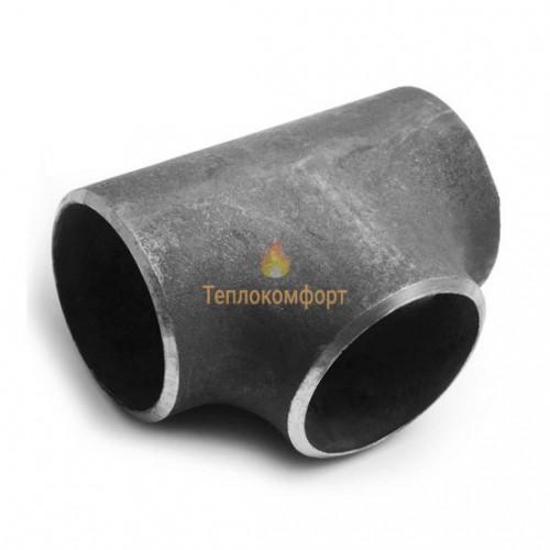 Фитинги - Тройник стальной равнопроходный 57×3 (Ду 50) - Фото 1