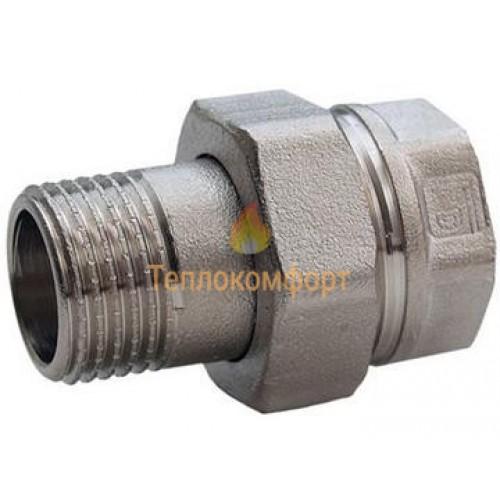 Фитинги - Соединение под ключ американка DIN 2950 Ду 15 (чугун, ВН) - Фото 1