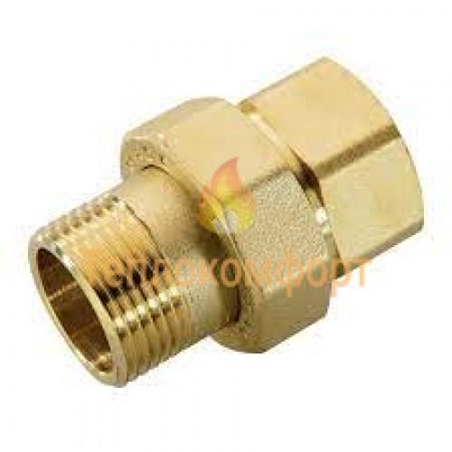 Фитинги - Соединение под ключ американка DIN 2950 Ду 50 (латунь, ВН) - Фото 1