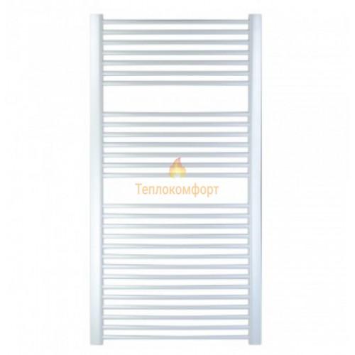 Полотенцесушители - Прямой водяной полотенцесушитель Digisu 450×1200 (белый) - Фото 1