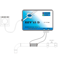 Прилад електромагнітної обробки води EZV 15D