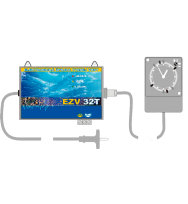 Прилад електромагнітної обробки води EZV 32T