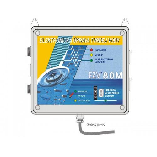 Фильтры - Прибор электромагнитной обработки воды EZV 80M - Фото 1