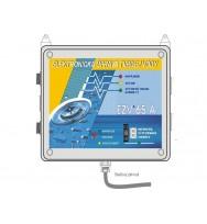Прилад електромагнітної обробки води EZV 400A